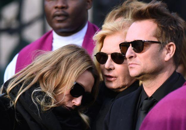 Héritage de Johnny : après le verdict, David Hallyday peut compter sur le soutien de Laura Smet et Sylvie Vartan