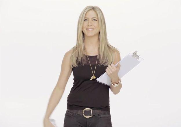 Les meilleurs moments de Jennifer Aniston