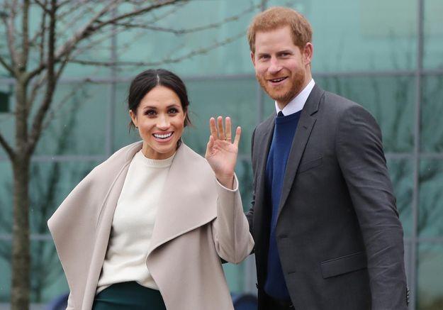 Mariage du prince Harry et Meghan Markle  leur bel hommage à Lady Di  le jour