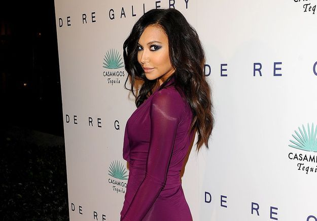 Naya Rivera, de Glee, attend son premier enfant