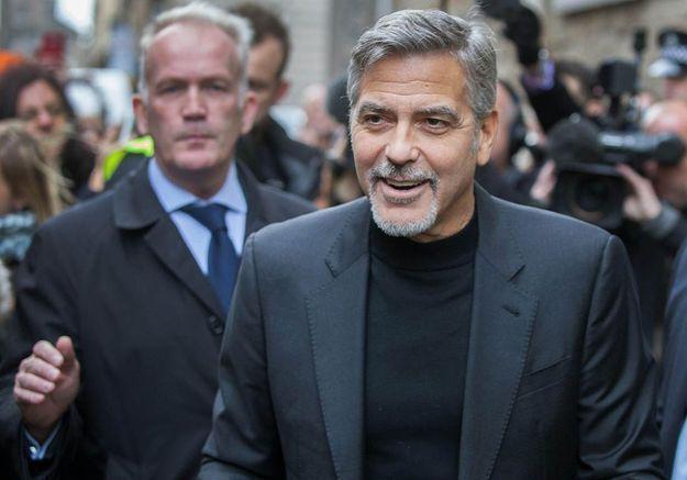 Oscars 2016 : George Clooney critique encore l'industrie du cinéma