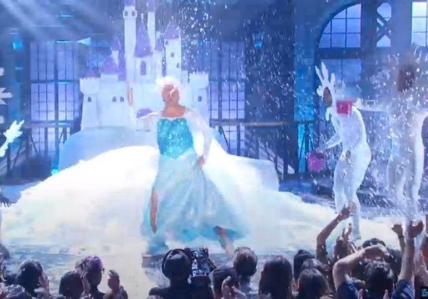 #PrêtàLiker : quand Channing Tatum est la Reine des neiges