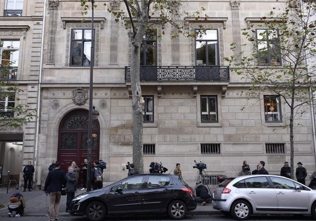 Paris Hotel Address Of Agression Paris De Kim Kardashian Le No Address France