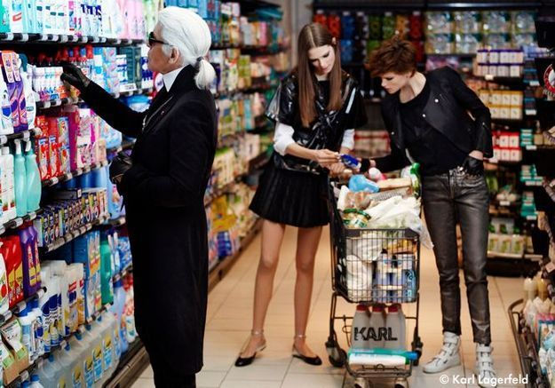 Vis ma vie de Karl Lagerfeld
