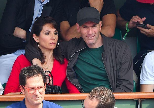 Zidane et Véronique