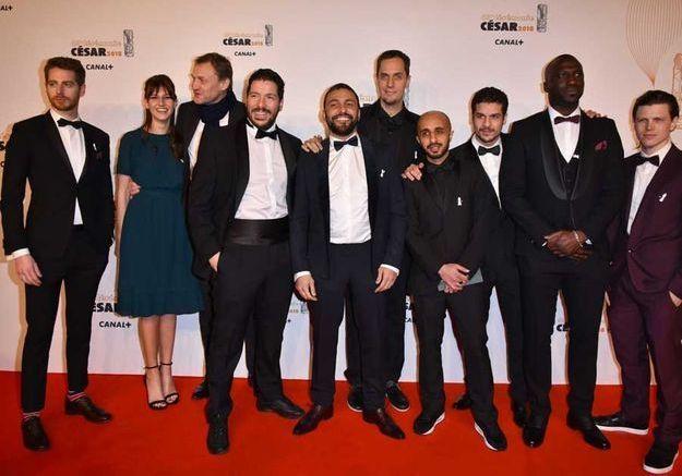 """L'équipe du film """"Patients"""""""