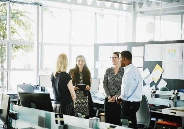 Un nouvel indice pour mesurer la mixité des entreprises