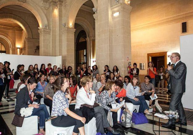Forum Elle Active à Marseille en vidéo