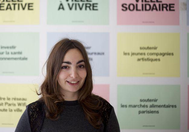 La vie en clics de Clémence Pène, responsable de la communication numérique de la Ville de Paris