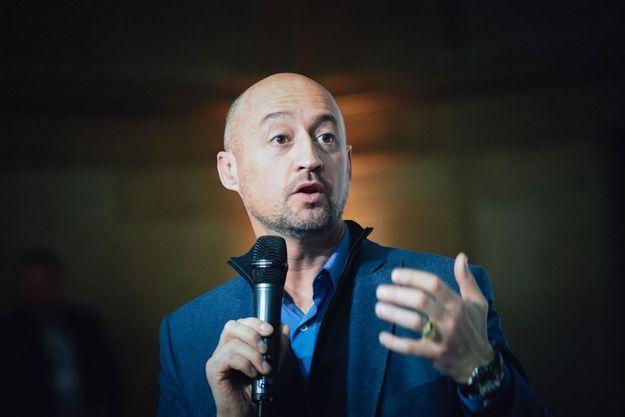 Laurent Combalbert, l'ancien négociateur du RAID