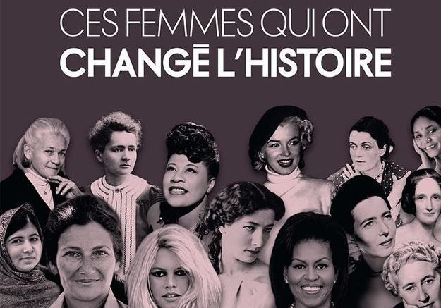 Ces femmes qui ont changé l'histoire : ELLE leur rend hommage dans un hors-série