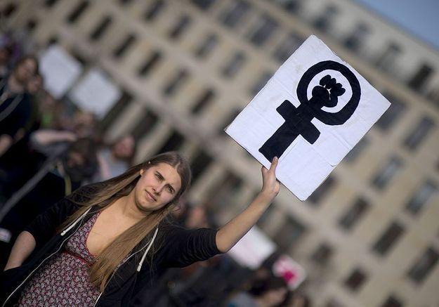 Féminisme : notre lutte continue !