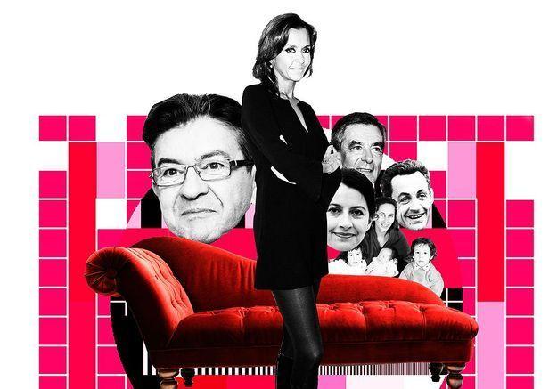 « Une ambition intime », l'émission de Karine Le Marchand : la pipolisation de la vie politique est-elle dangereuse ?