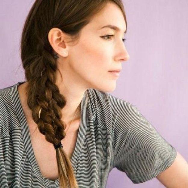 #TutoCoiffure : comment réaliser une tresse à cinq brins
