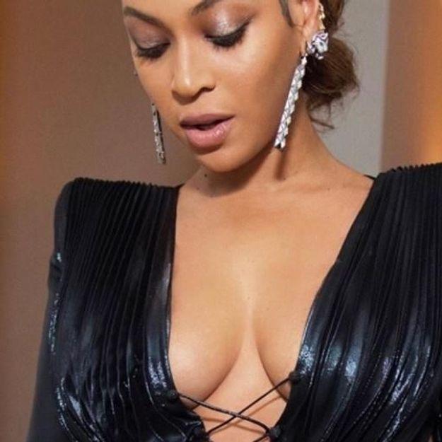 On connait enfin le maquillage secret de Beyoncé qui a buzzé !