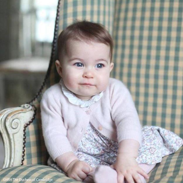 La princesse Charlotte a déjà son propre rouge à lèvres