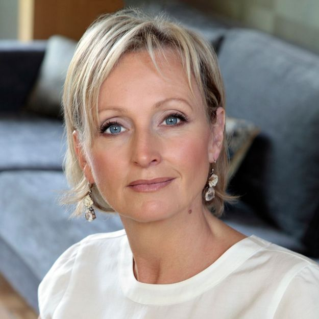 Beauty name : Natalie Bader, présidente de la marque Clarins