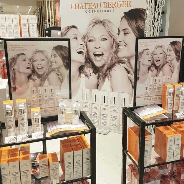 #ELLEBeautySpot : le pop-up store de Château Berger ouvre ses portes dans le Marais