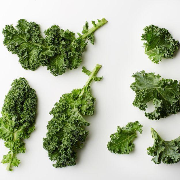 Le kale, notre allié healthy