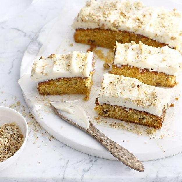 Les desserts aux légumes, c'est du gâteau !