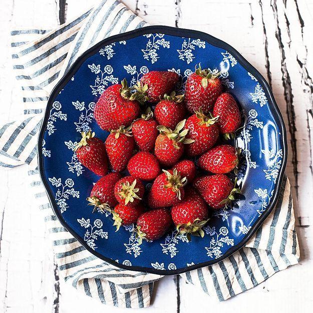 Que faire avec de la compote de fraise ?