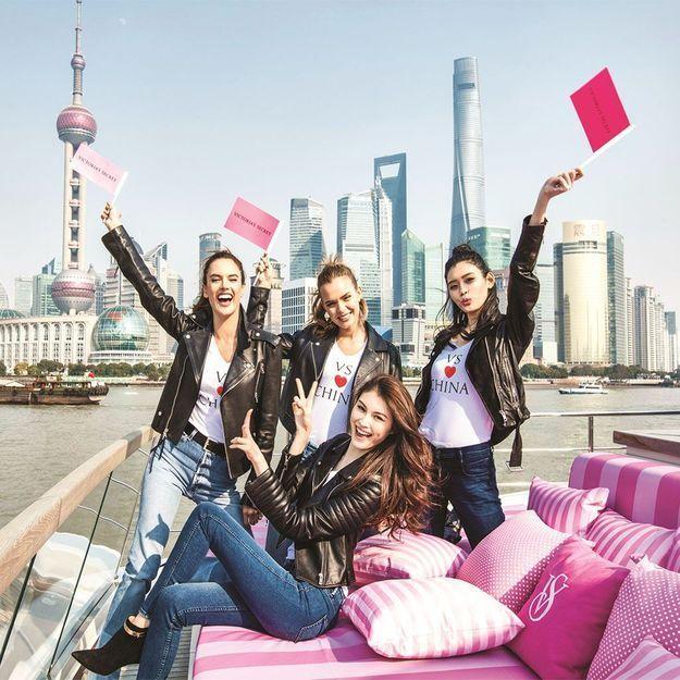 Victoria's Secret Fashion Show 2017 : En route pour Shanghai !