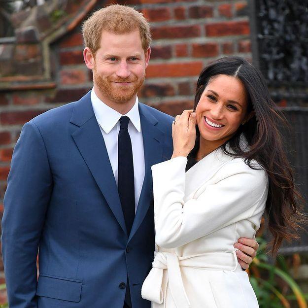 Où Regarder Le Mariage Du Prince Harry Et Meghan Markle