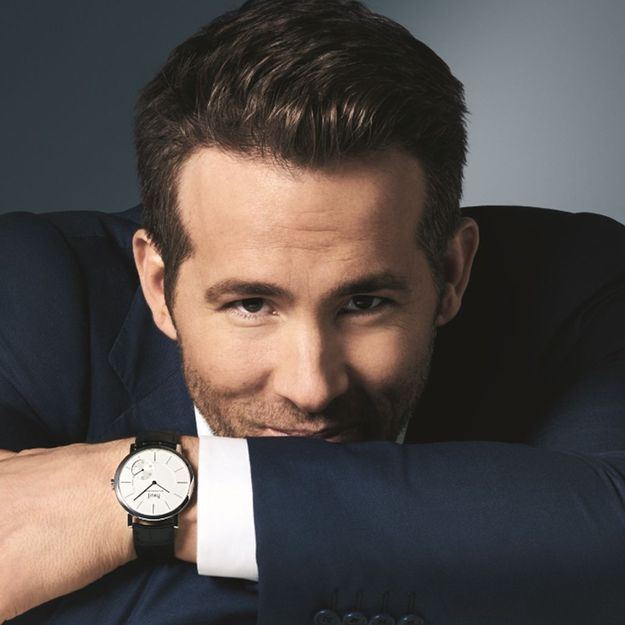 Ryan Reynolds : nouvel ambassadeur des montres Piaget