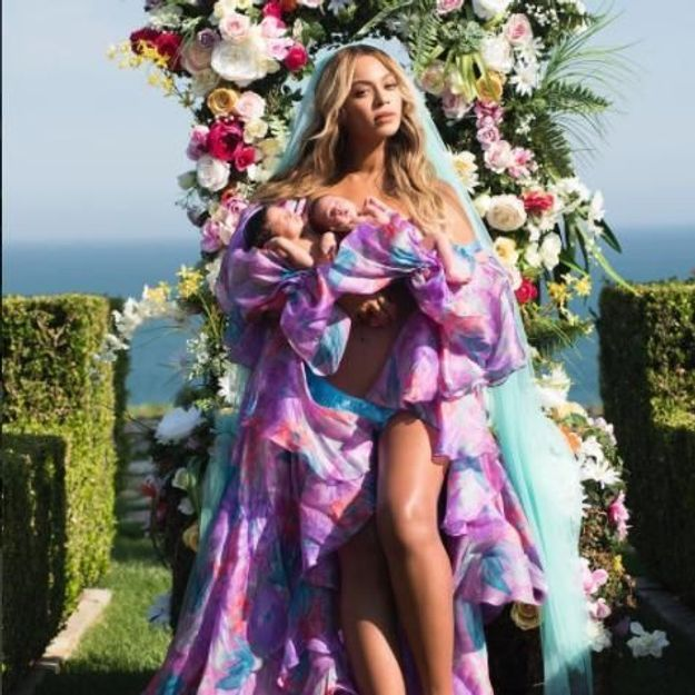 L'histoire de la robe de Beyonce va vous émouvoir…