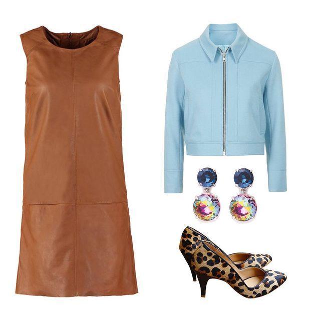 Comment moderniser une robe classique