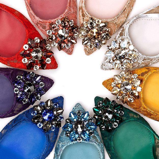 L'instant mode : la collection Rainbow de Dolce&Gabbana