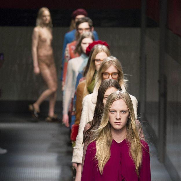 Vivez le défilé Gucci en direct de Milan à 15h