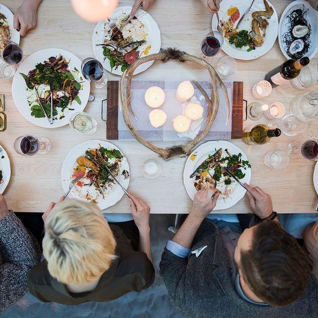 Menu de Noël : 4 services pour se simplifier le réveillon