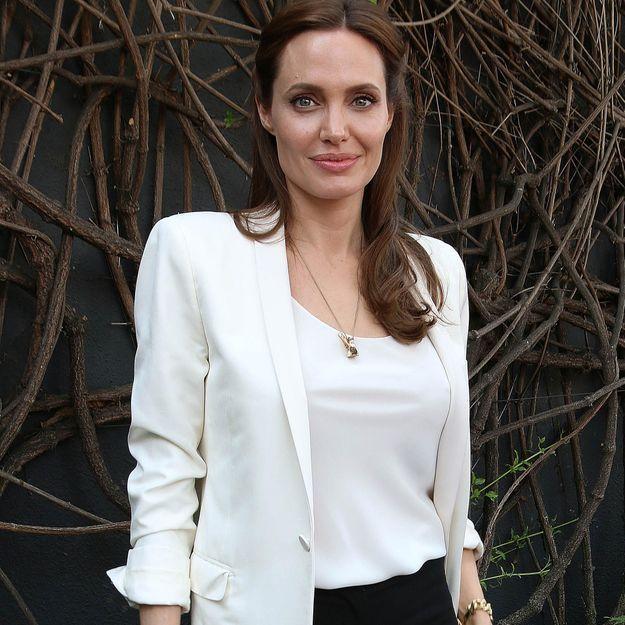 Angelina Jolie : l'actrice ne pèserait plus que 34 kilos
