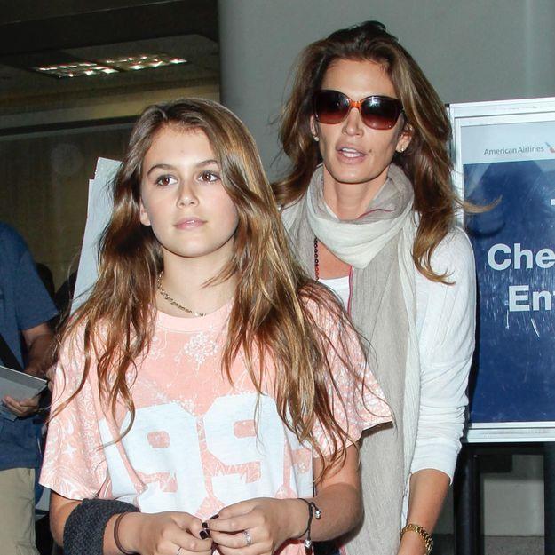 Cindy Crawford refuse que sa fille fréquente le clan Kardashian-Jenner
