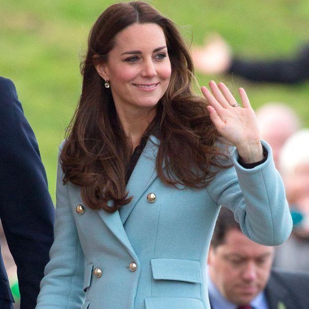 Kate Middleton enceinte : une première vidéo d'elle depuis l'annonce de sa grossesse