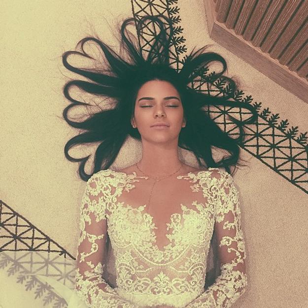 Kendall Jenner : la photo la plus likée d'Instagram, c'est la sienne