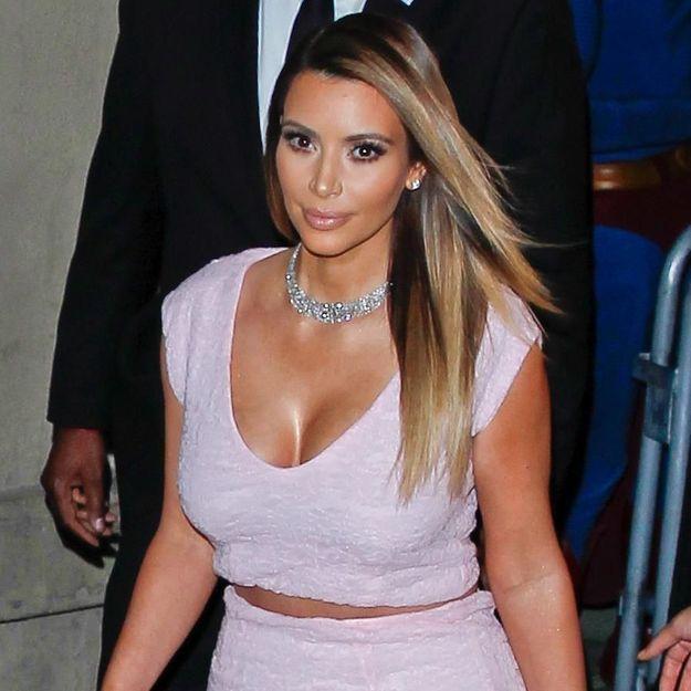 Kim Kardashian révèle les détails de son mariage parisien