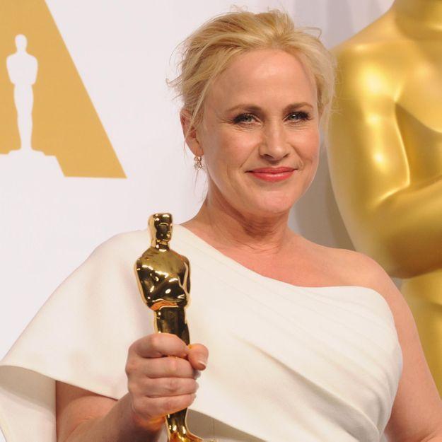 Oscars 2015 : Patricia Arquette plaide pour l'égalité salariale entre hommes et femmes