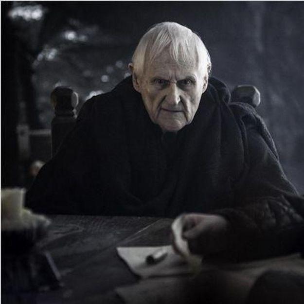 Peter Vaughan, l'un des acteurs de « Game of Thrones », est décédé