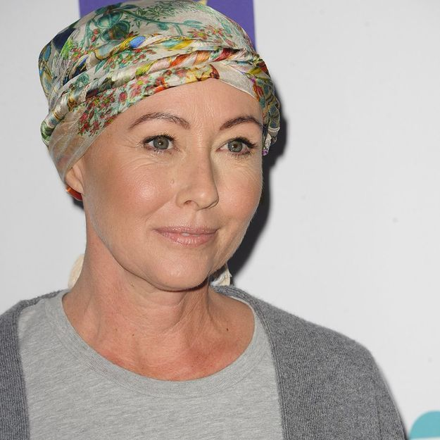 Shannen Doherty : la photo difficile de l'actrice, atteinte d'un cancer, perdant ses cheveux