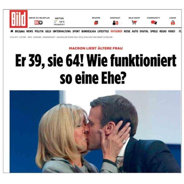 Brigitte Macron : quand « Bibi » passionne la presse étrangère