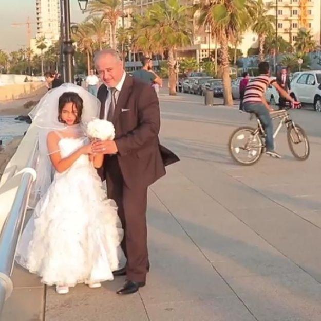 #PrêtàLiker : une vidéo choc pour alerter sur le mariage des petites filles au Liban