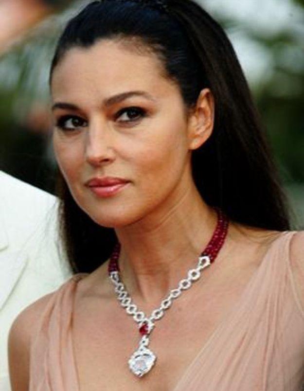 Monica Bellucci - Elle David Beckham