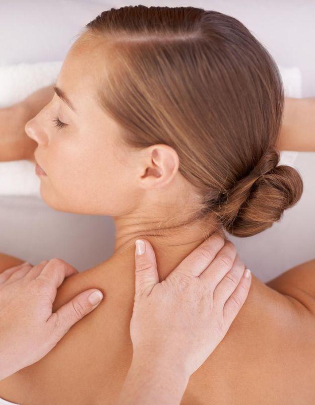 Massages : pourquoi ils nous font tant de bien