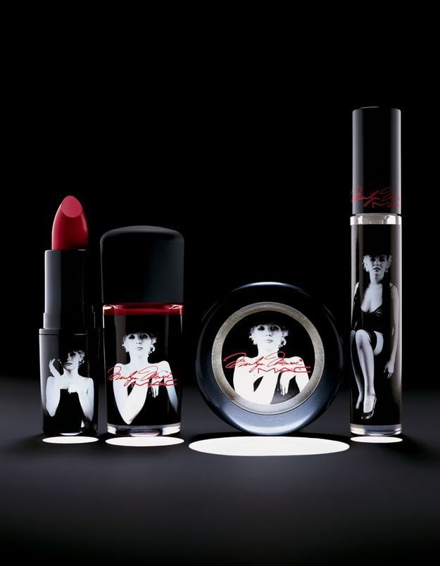 M.A.C dédie une collection make up à Marilyn Monroe