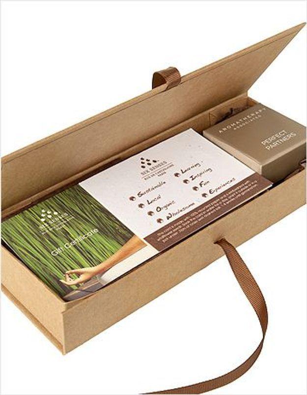 sensory box on s offre une bo te bien tre elle. Black Bedroom Furniture Sets. Home Design Ideas