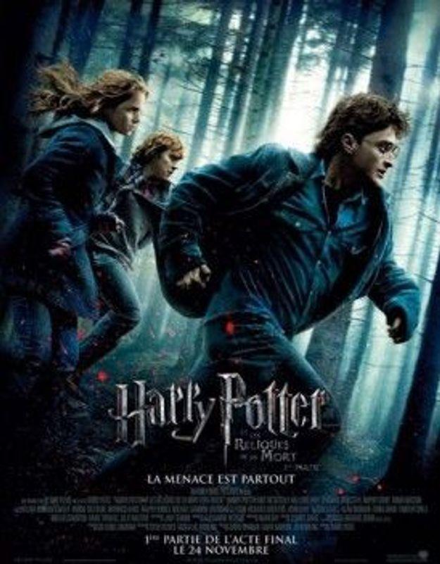 La magie d'Harry Potter opère-t-elle  ?