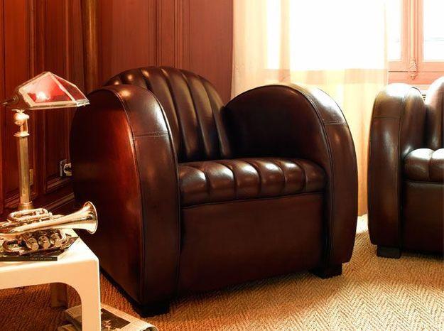 ind modable le fauteuil club elle d coration. Black Bedroom Furniture Sets. Home Design Ideas
