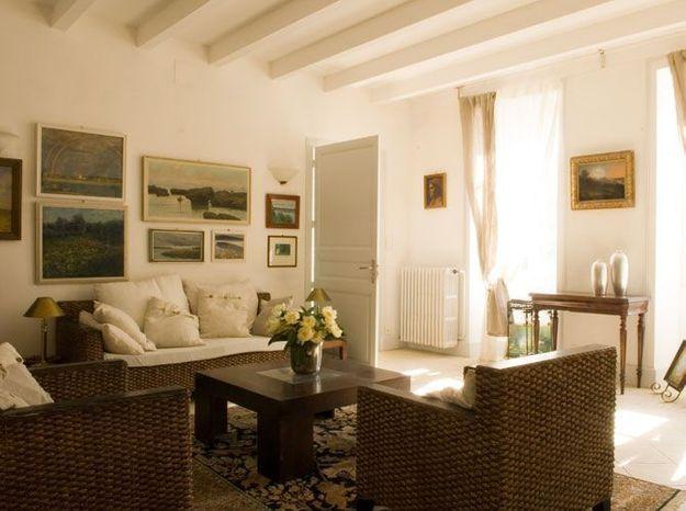 Une maison de ma tre romantique souhait elle d coration for Decoration maison de maitre